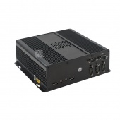 POS-компьютер Shtrih BOX PC 3 (J1800, black, 2Gb, 32 SSD, VGA, HDMI, 4*RS, 6*USB, LAN, P/S2) fanless